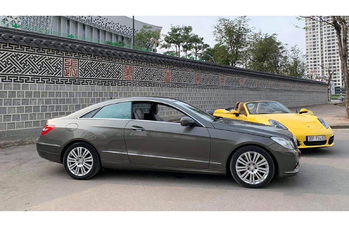 Mercedes-Benz E350 Coupe dung 10 nam, ban 860 trieu o Sai Gon-Hinh-2