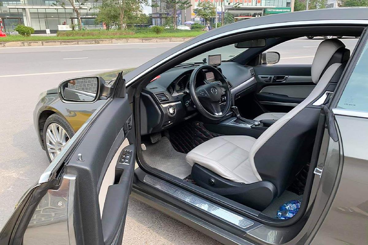 Mercedes-Benz E350 Coupe dung 10 nam, ban 860 trieu o Sai Gon-Hinh-7