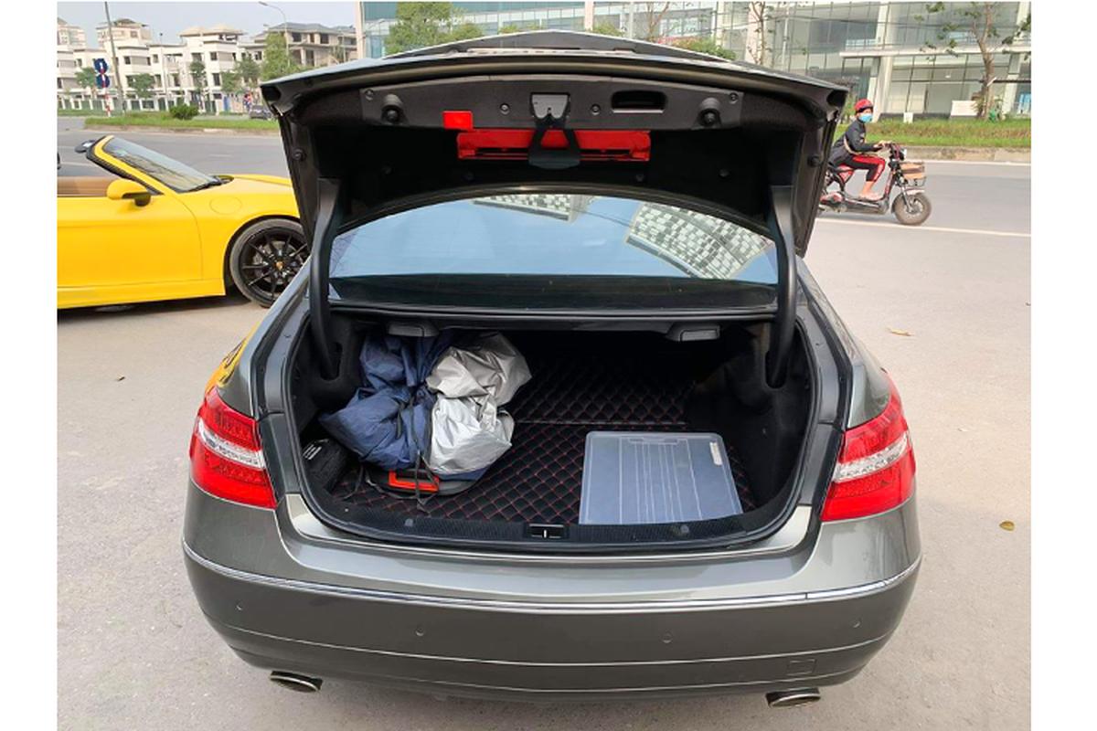 Mercedes-Benz E350 Coupe dung 10 nam, ban 860 trieu o Sai Gon-Hinh-8