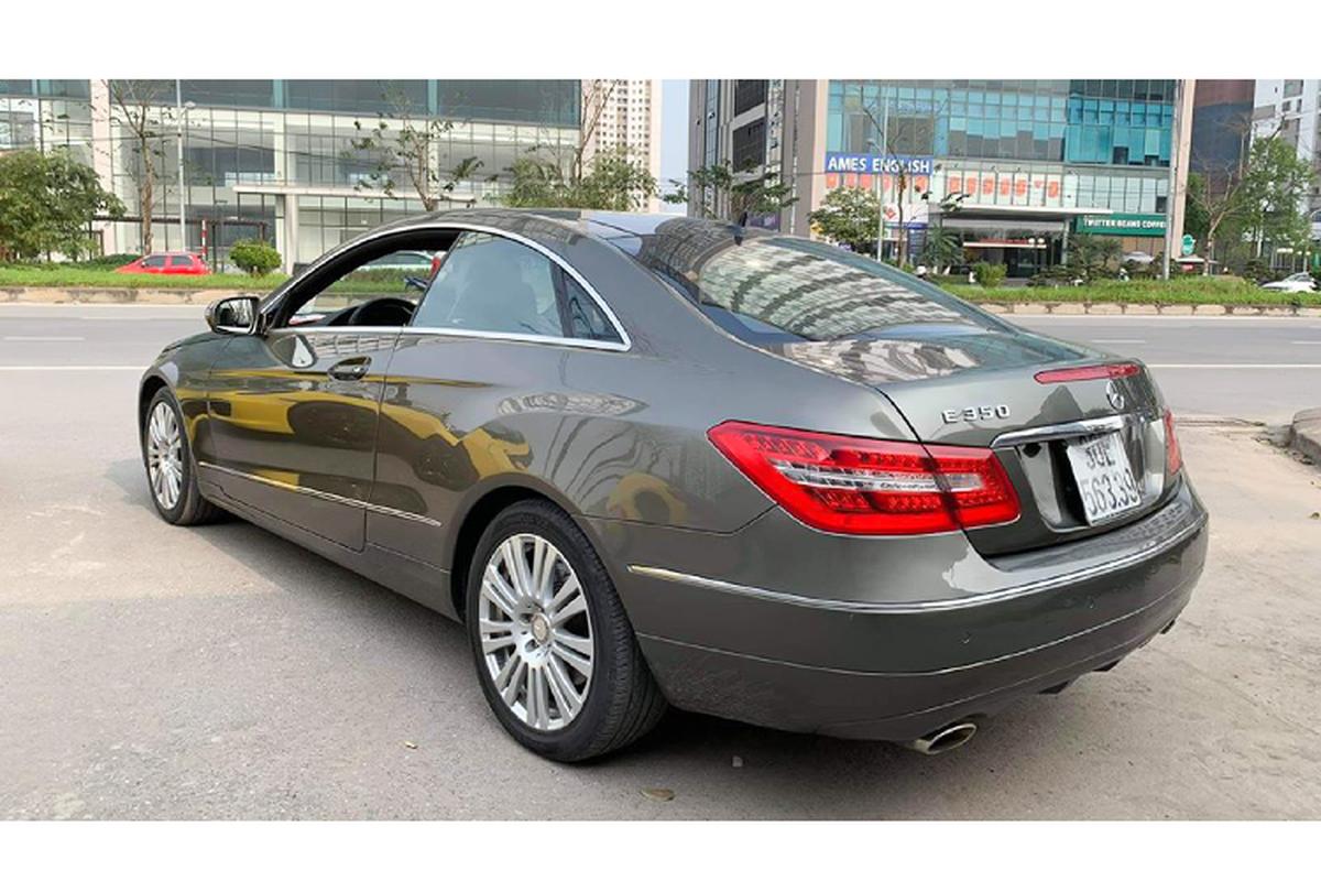 Mercedes-Benz E350 Coupe dung 10 nam, ban 860 trieu o Sai Gon-Hinh-9