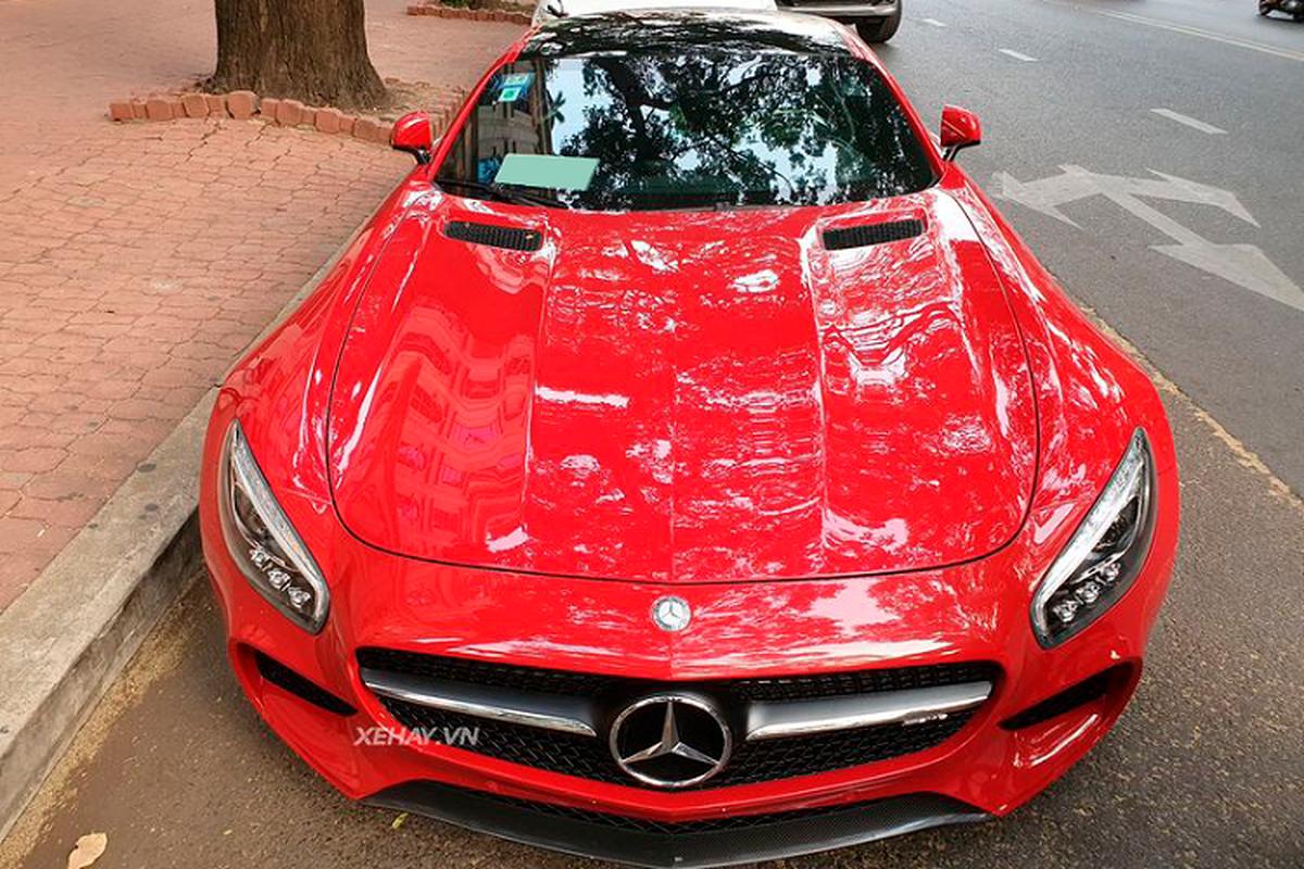 Sieu xe Mercedes-AMG GTS hon 9 ty lan banh o Sai Gon-Hinh-2