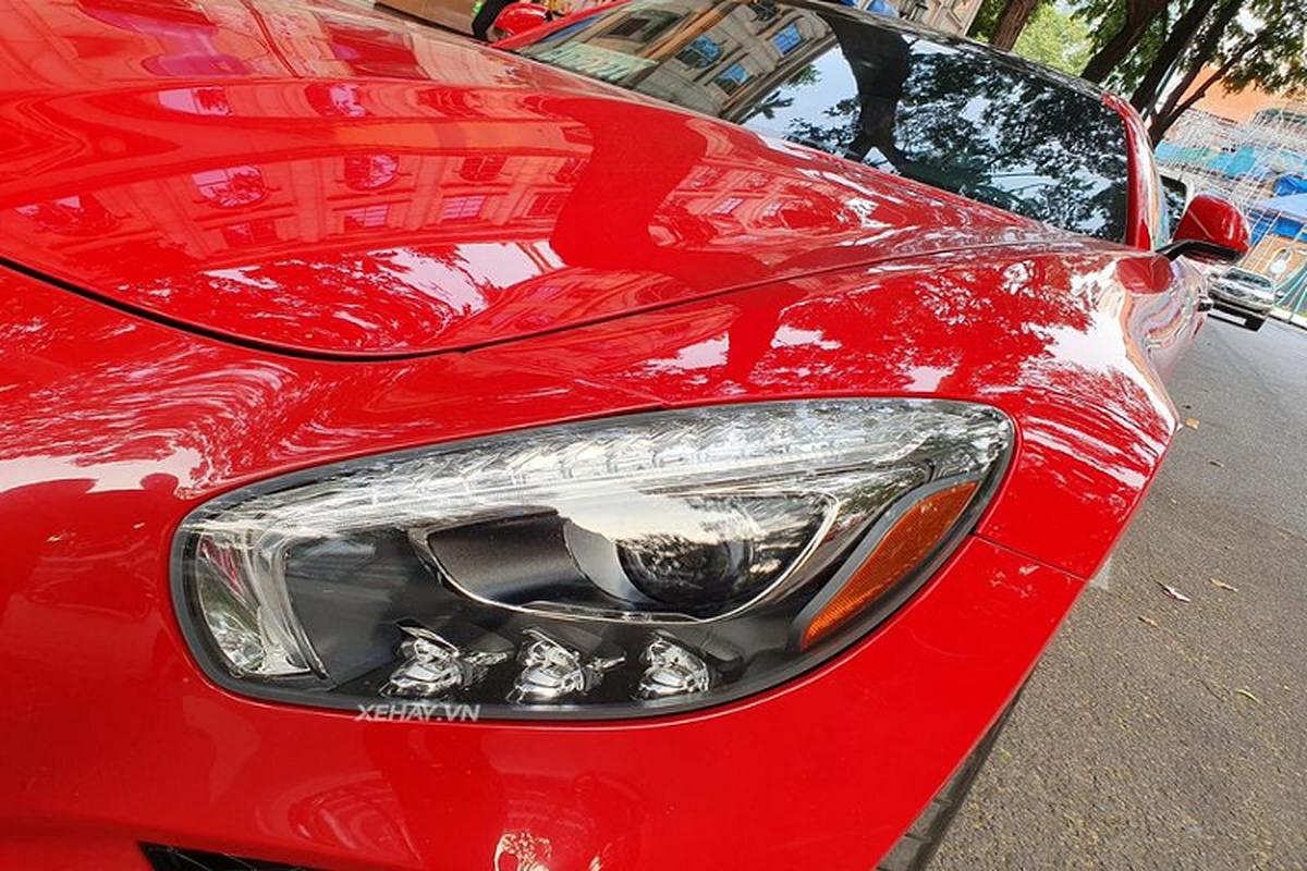 Sieu xe Mercedes-AMG GTS hon 9 ty lan banh o Sai Gon-Hinh-3