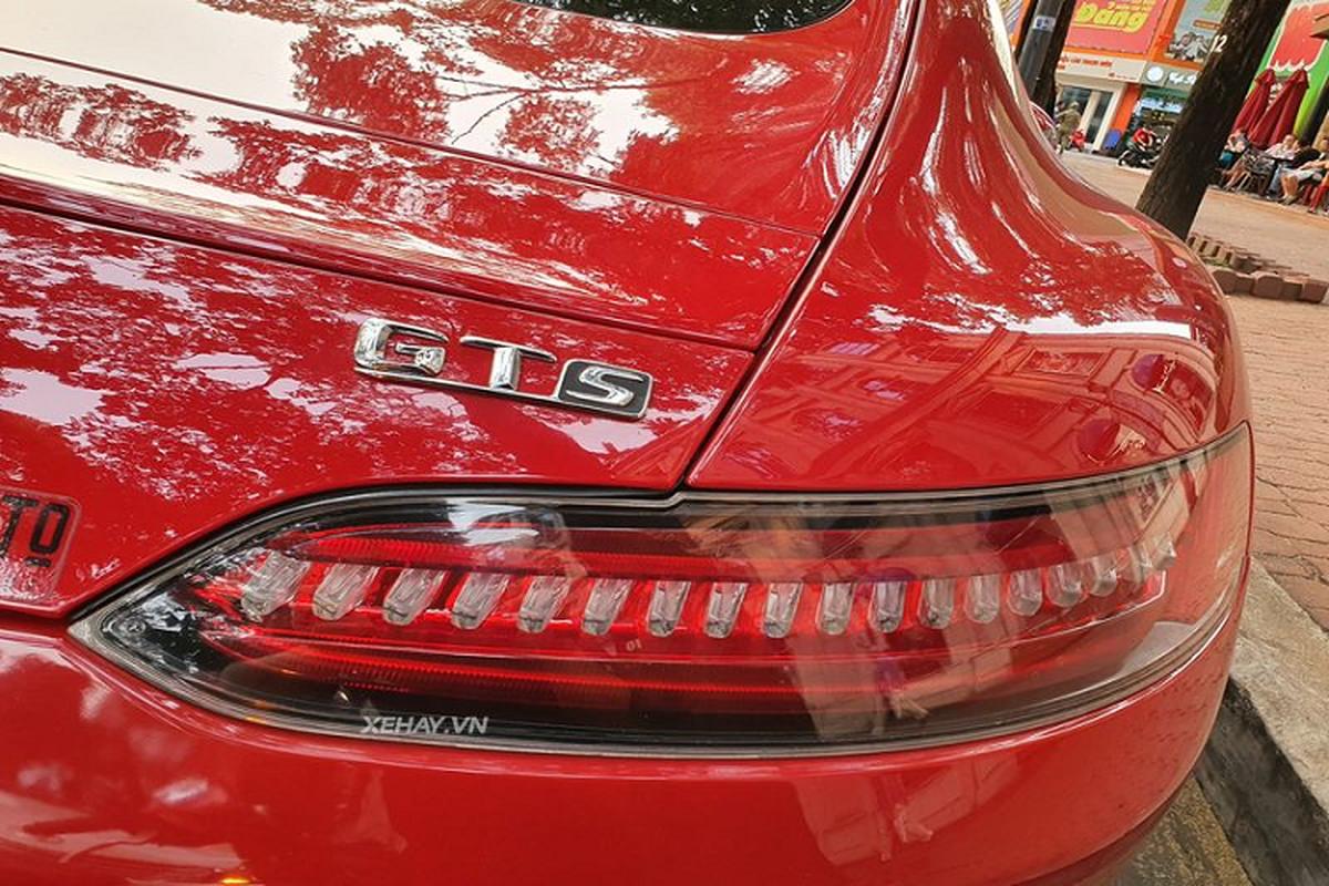 Sieu xe Mercedes-AMG GTS hon 9 ty lan banh o Sai Gon-Hinh-8