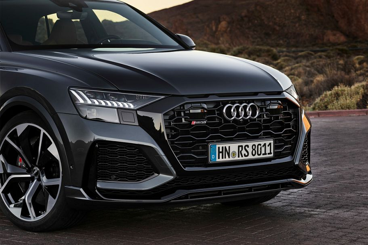 Audi RS Q8 2020 dong co 591 ma luc hon 2,6 ty dong-Hinh-5