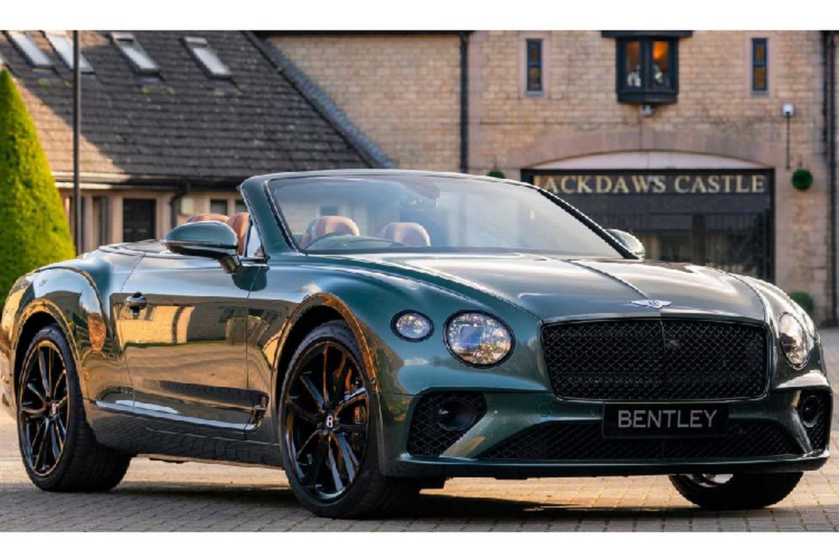 "Ra mat Bentley Continental GT Convertible dac biet ""Equestrian""-Hinh-2"