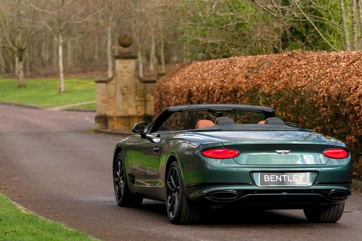 "Ra mat Bentley Continental GT Convertible dac biet ""Equestrian""-Hinh-3"