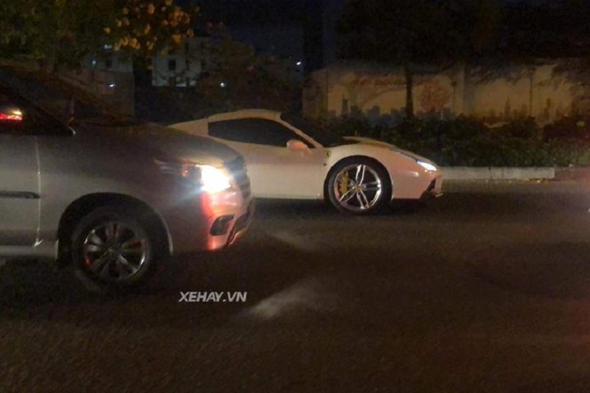 """Ruot duoi"" sieu xe Ferrari 488 Spider hang hiem o Sai Gon-Hinh-7"