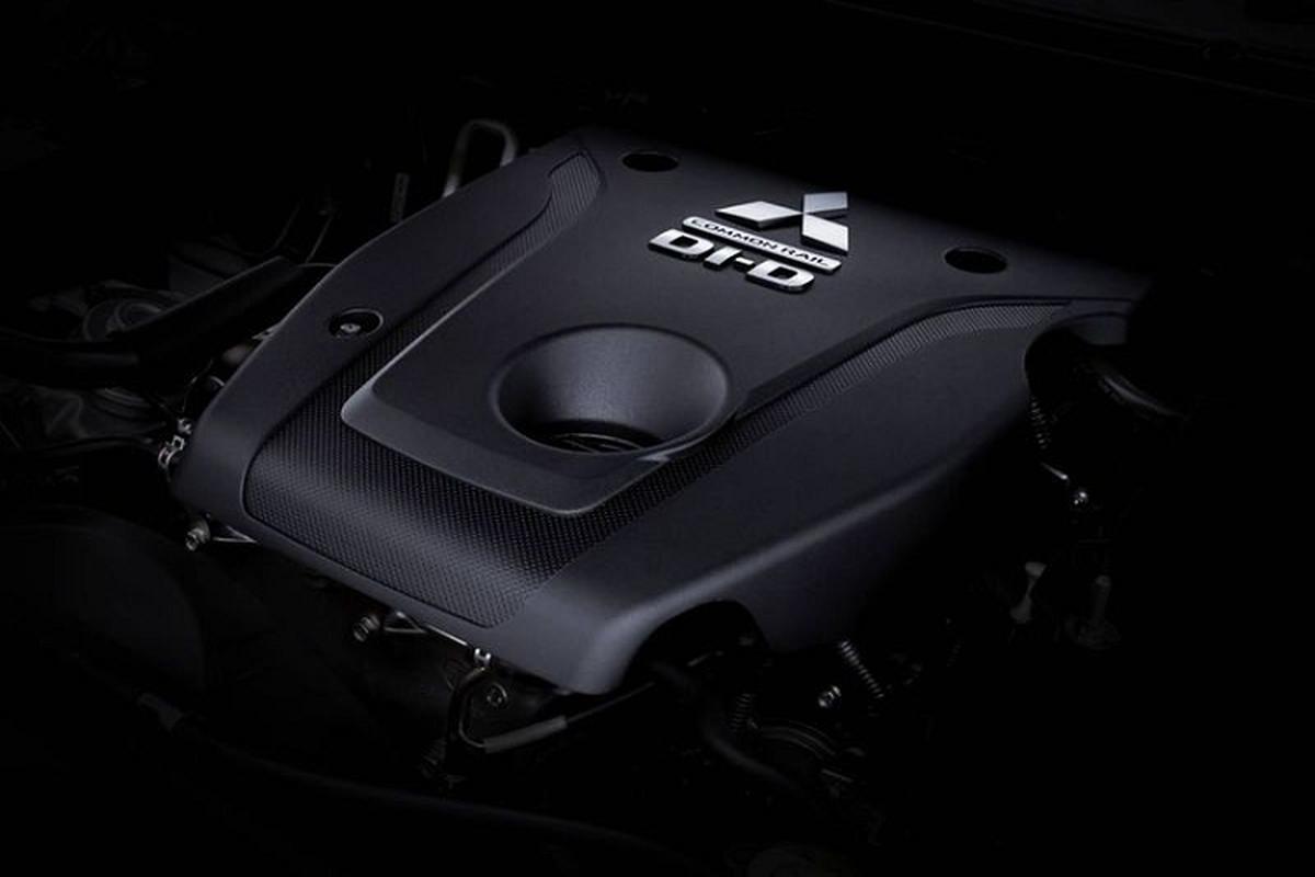 Mitsubishi Pajero Sport 2020 ve Viet Nam se bo dong co xang V6-Hinh-2