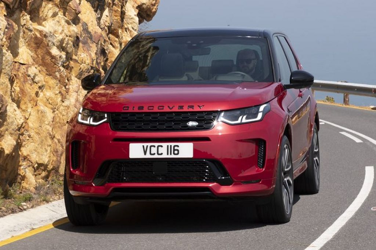 Land Rover Discovery Sport 2020 ra mat Malaysia tu 2 ty dong