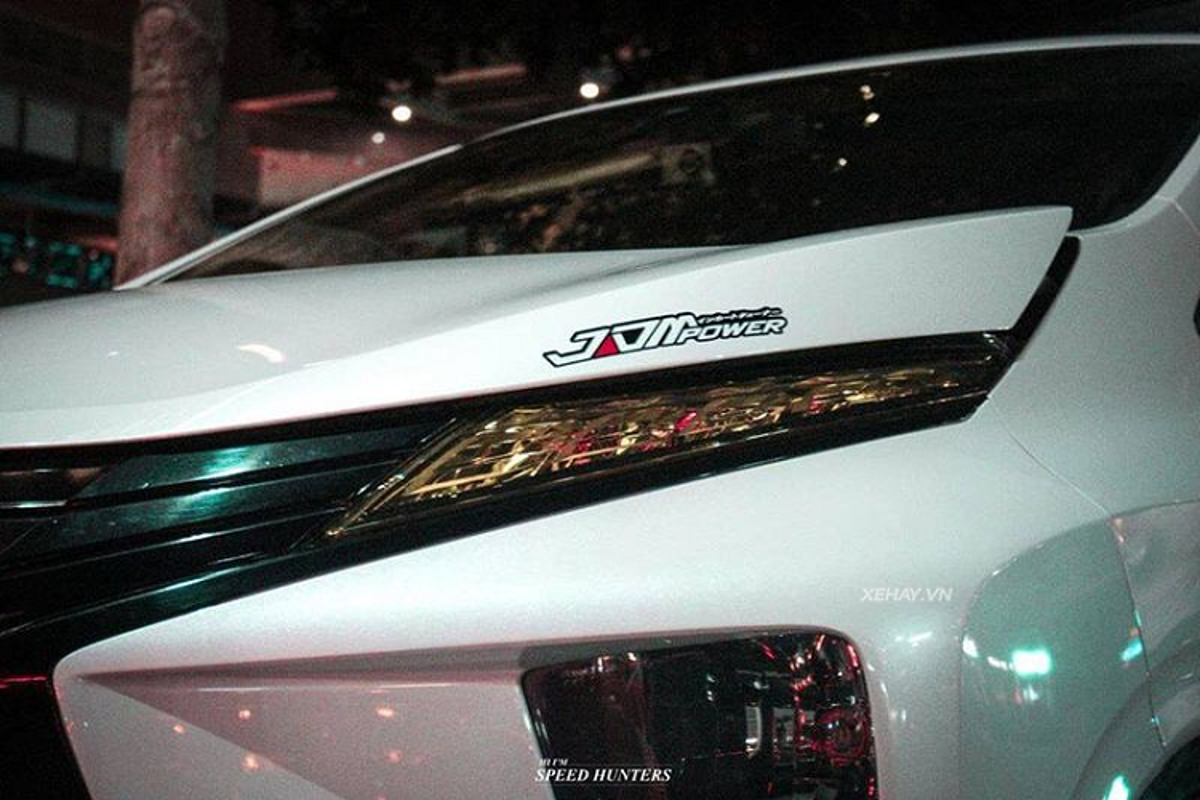 """Xe gia re Mitsubishi Xpander do khung cua """"dan choi"""" Sai thanh-Hinh-5"""