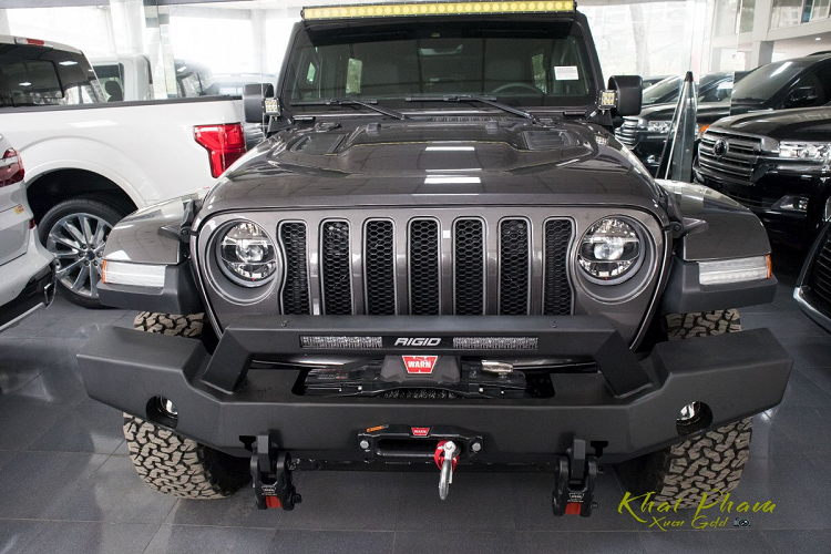 Chi tiet Jeep Wrangler Rubicon 2020 hon 4 ty tai Viet Nam-Hinh-9