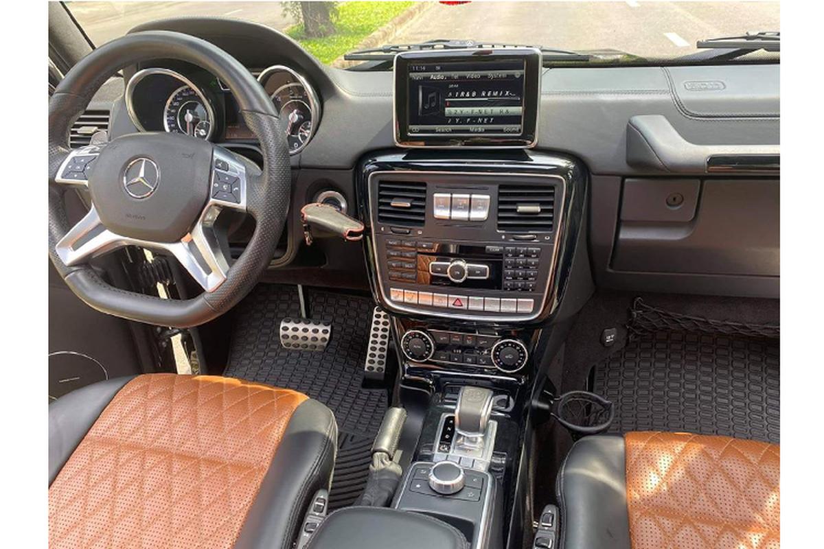 Mercedes-AMG G63 bien