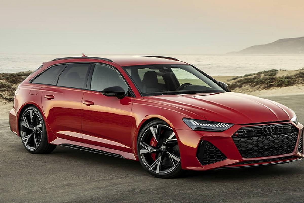 Ra mat Audi RS6 Avant 2021 moi tu 2,25 ty dong tai My