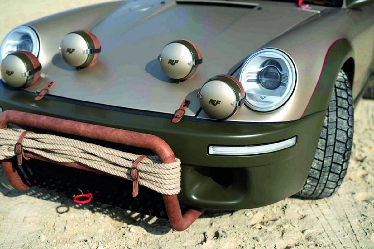 Ngam sieu xe dia hinh Rodeo tren nen tang Porsche 911-Hinh-2