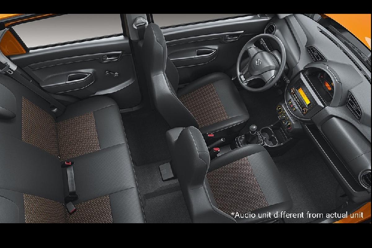 Suzuki S-Presso 2020 moi chi tu 233 trieu dong tai Philippines-Hinh-3