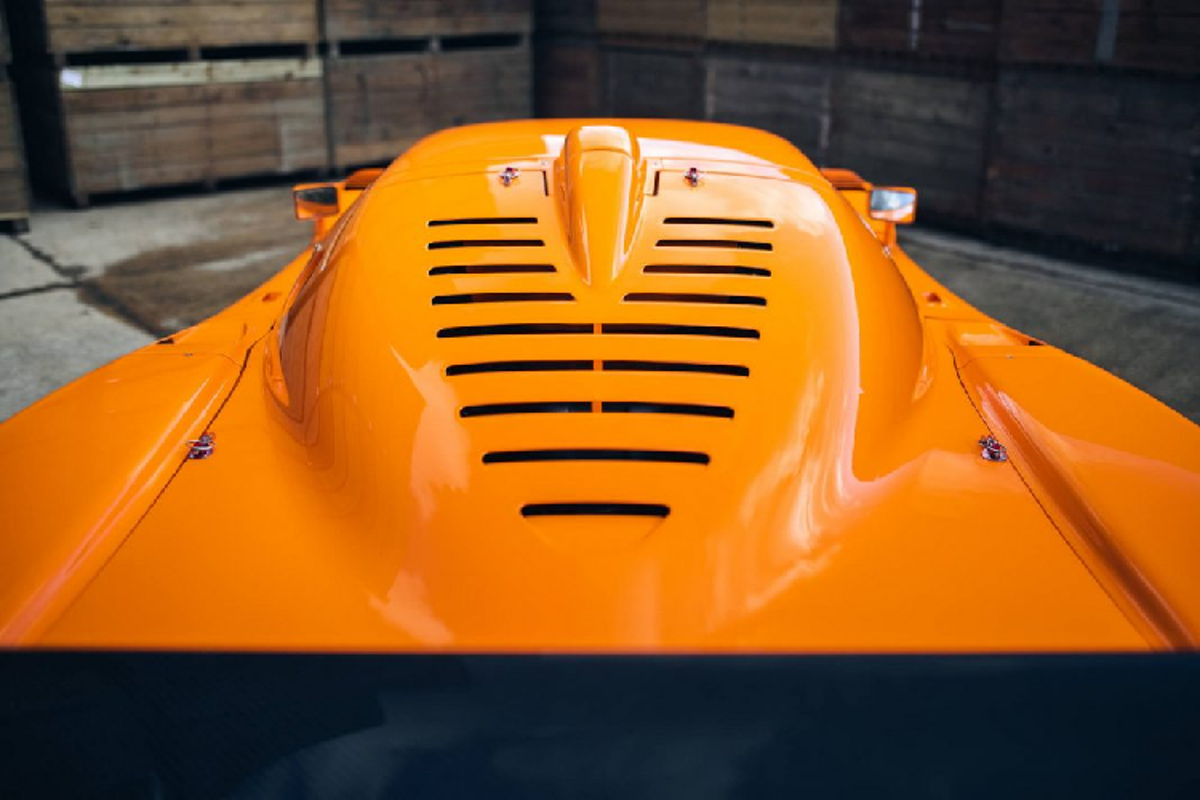Sieu xe hang hiem Maserati MC12 Corsa