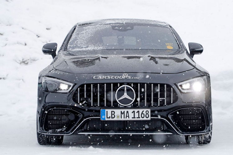 Mercedes-AMG GT 73 2021 voi co may tho san hon 800 ma luc-Hinh-2
