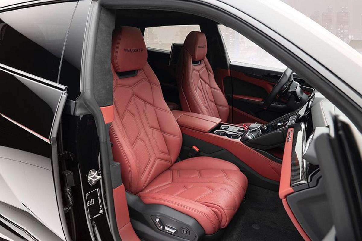Sieu SUV Lamborghini Urus do Mansory Venatus toi 800 ma luc-Hinh-4
