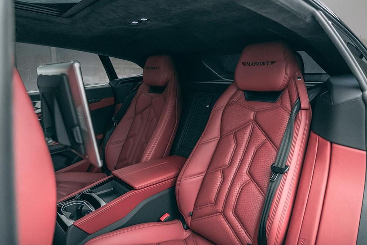 Sieu SUV Lamborghini Urus do Mansory Venatus toi 800 ma luc-Hinh-5