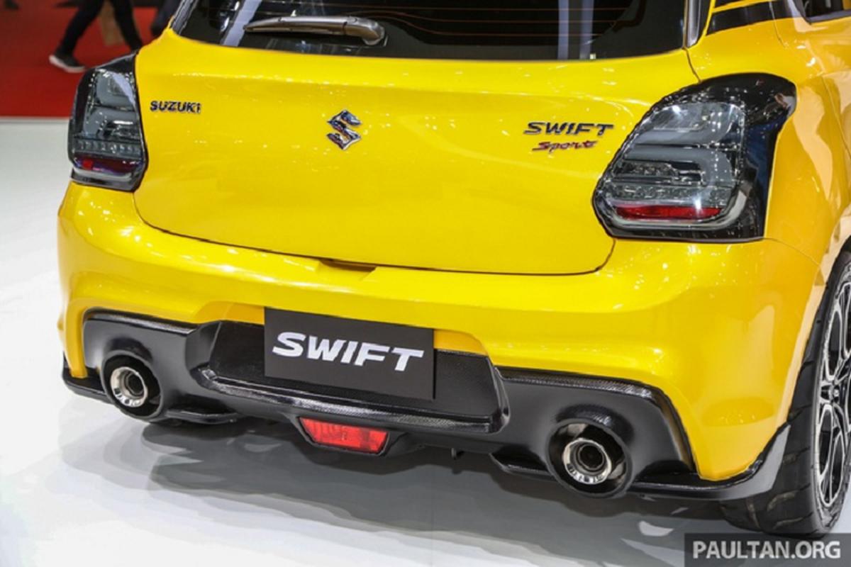 Ra mat Suzuki Swift Sport hybrid 2020 tu 449 trieu dong-Hinh-8