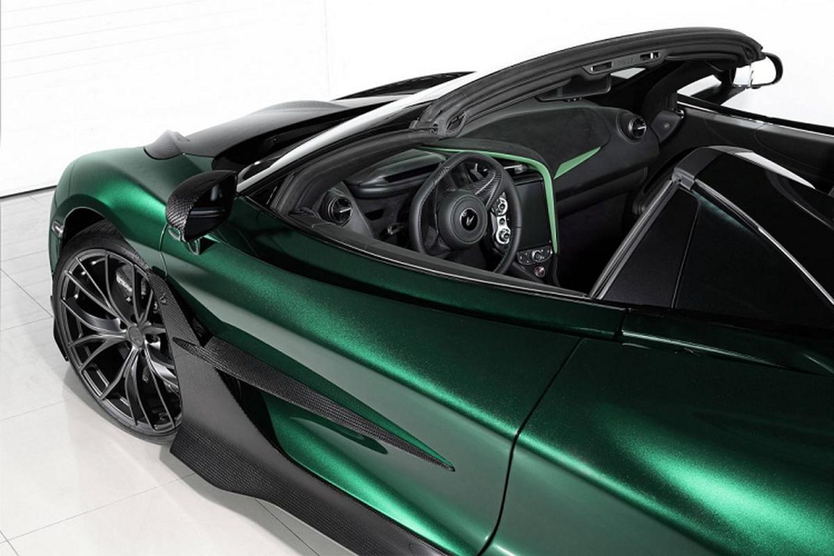 TopCar ban sieu xe McLaren 720S Spider Fury tu 1,8 ty dong-Hinh-9