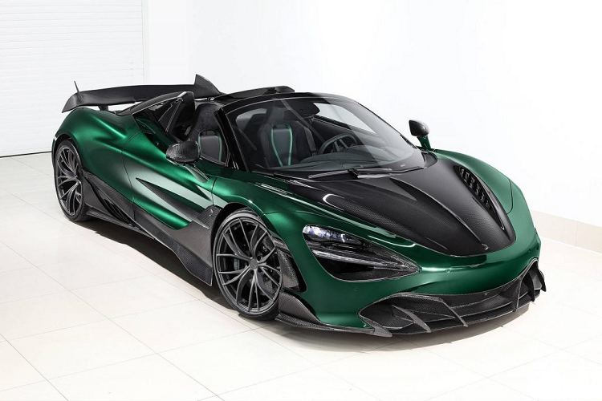 TopCar ban sieu xe McLaren 720S Spider Fury tu 1,8 ty dong