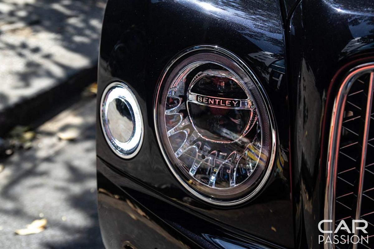 """Xe sieu sang """"hang hiem"""" Bentley Mulsanne W.O. Edition o Sai Gon-Hinh-6"""