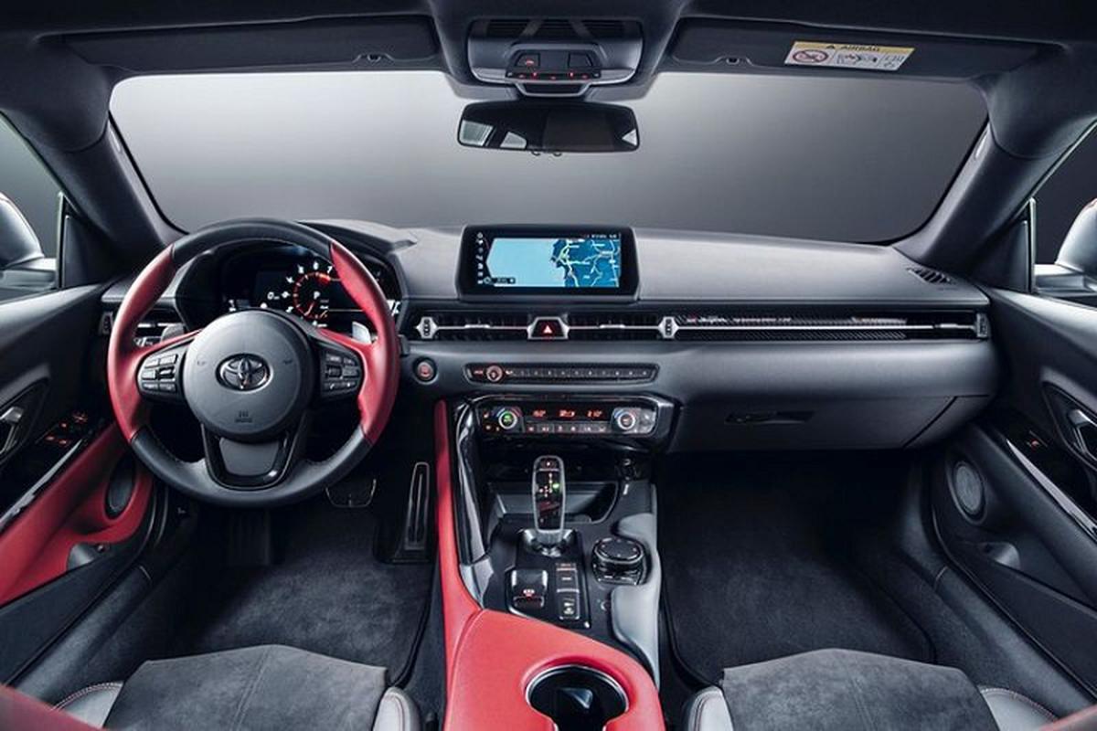 Toyota GR Supra 2020 ban dac biet gioi han van toc 250km/h-Hinh-5