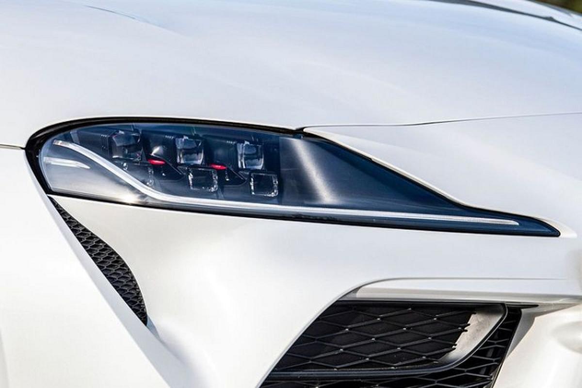 Toyota GR Supra 2020 ban dac biet gioi han van toc 250km/h-Hinh-7