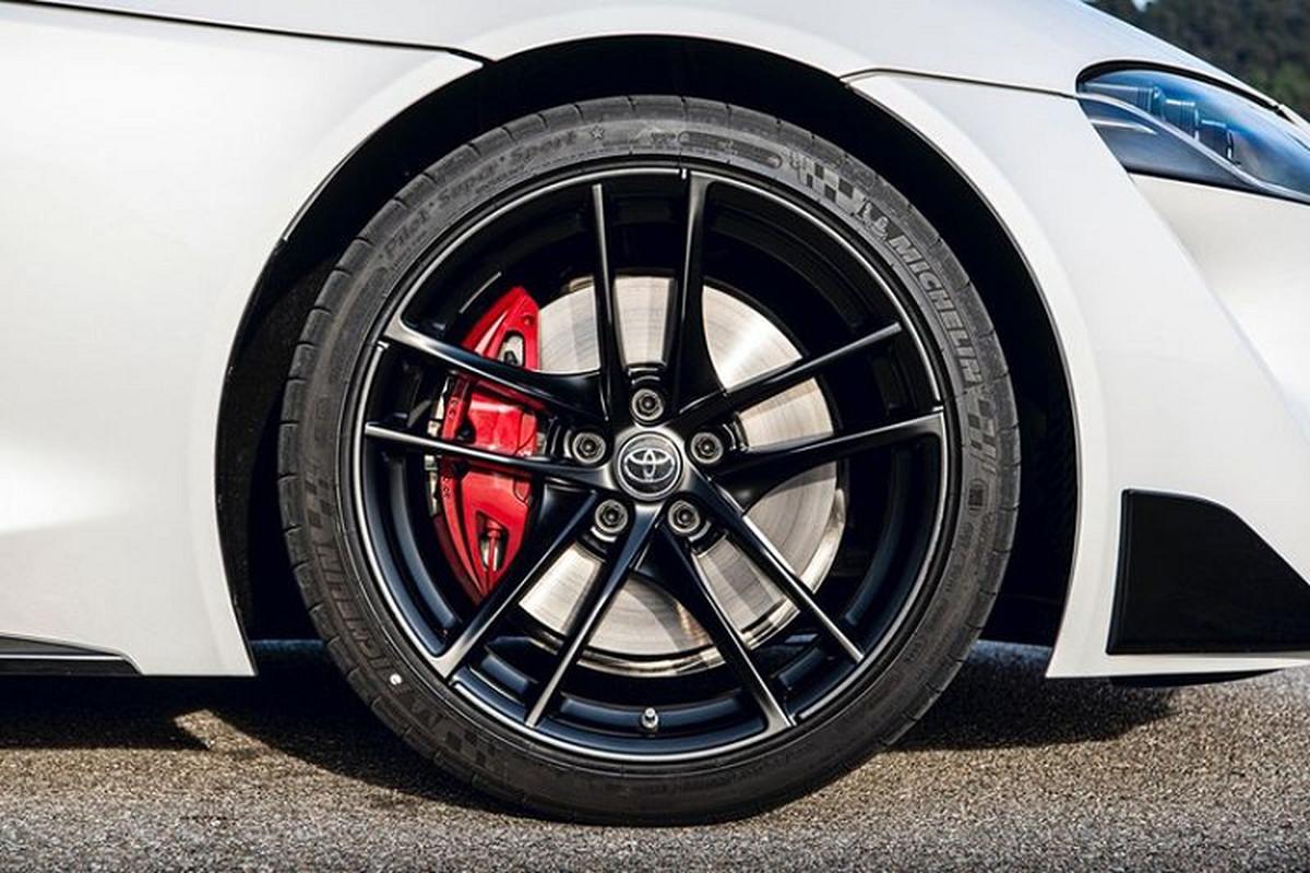 Toyota GR Supra 2020 ban dac biet gioi han van toc 250km/h-Hinh-8