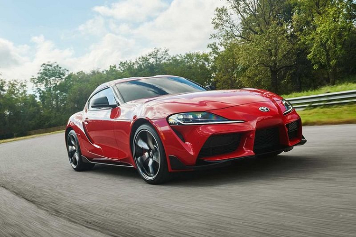 Toyota GR Supra 2020 ban dac biet gioi han van toc 250km/h