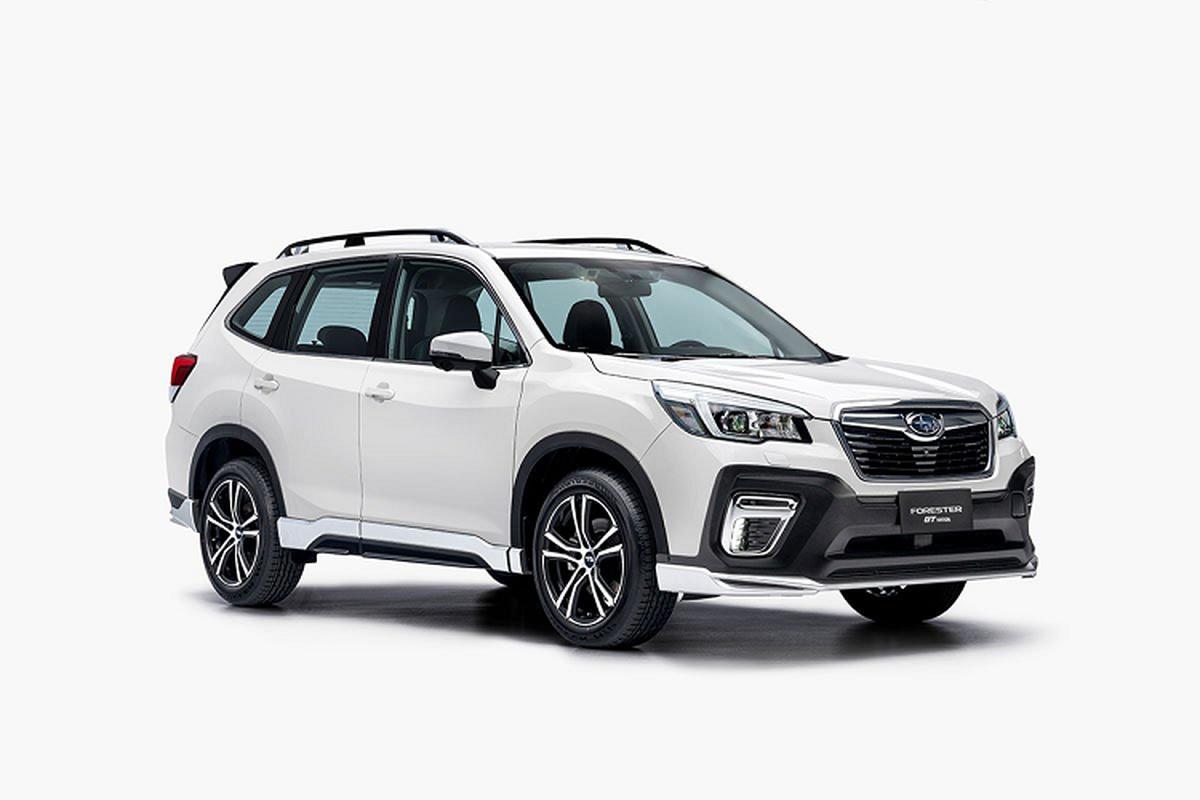Subaru Forester tai Viet Nam chat choi hon chi voi 78 trieu