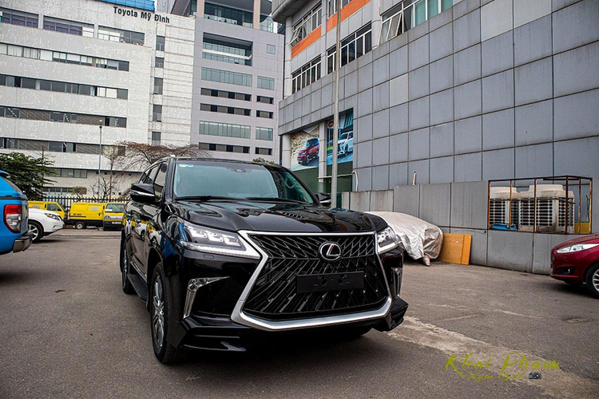 Chi tiet Lexus LX570 Super Sport 2020 gan 10 ty tai Viet Nam-Hinh-2