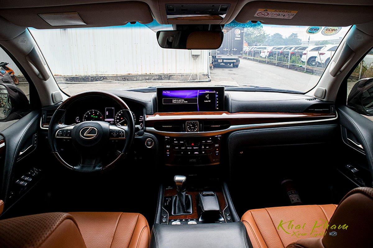 Chi tiet Lexus LX570 Super Sport 2020 gan 10 ty tai Viet Nam-Hinh-3