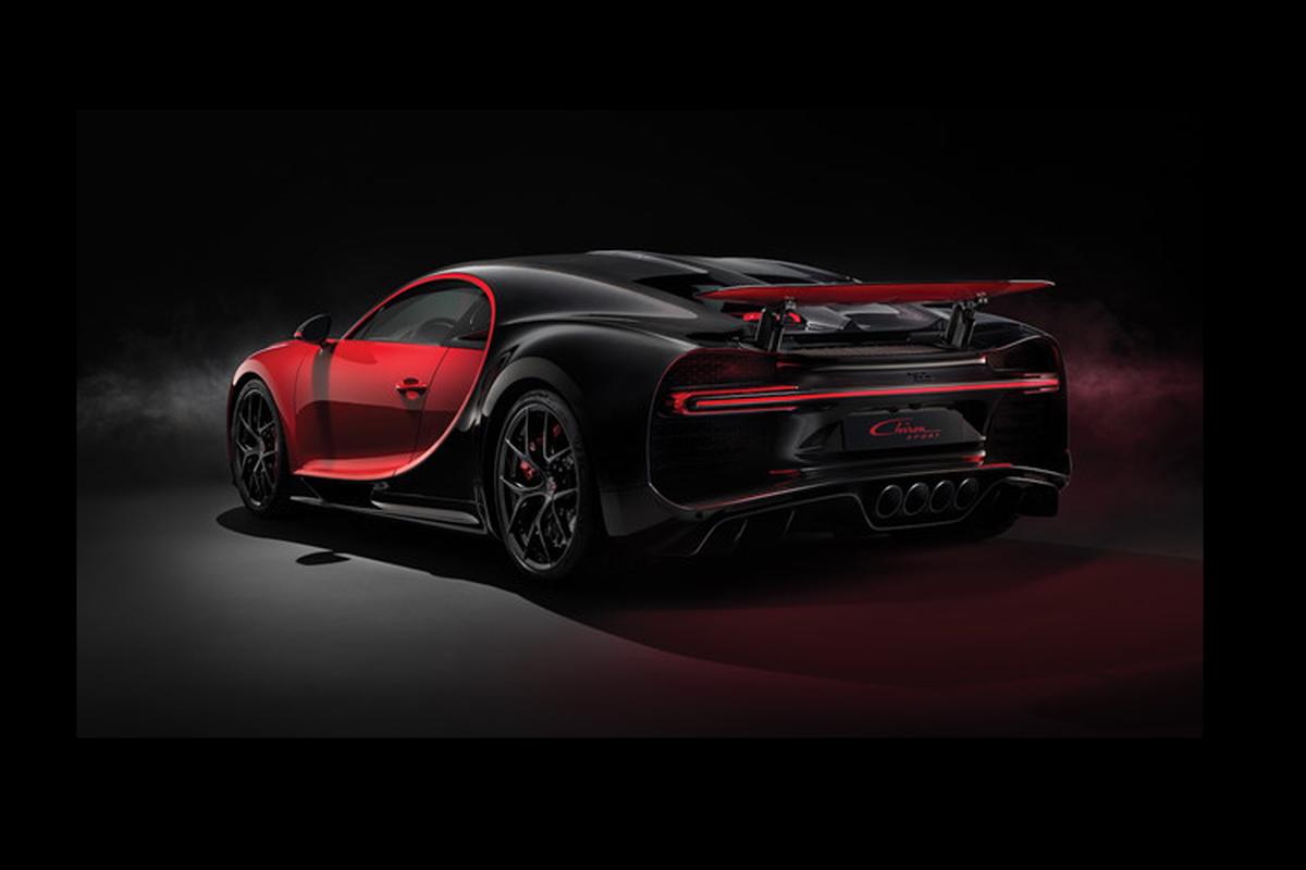 """Diem mat"" nhung bien the dac biet, sieu dat cua Bugatti Chiron-Hinh-5"