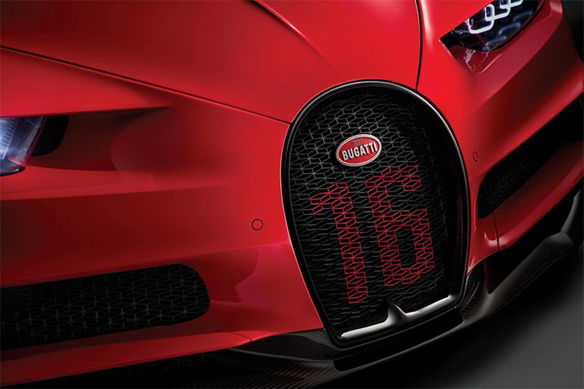 """Diem mat"" nhung bien the dac biet, sieu dat cua Bugatti Chiron-Hinh-6"