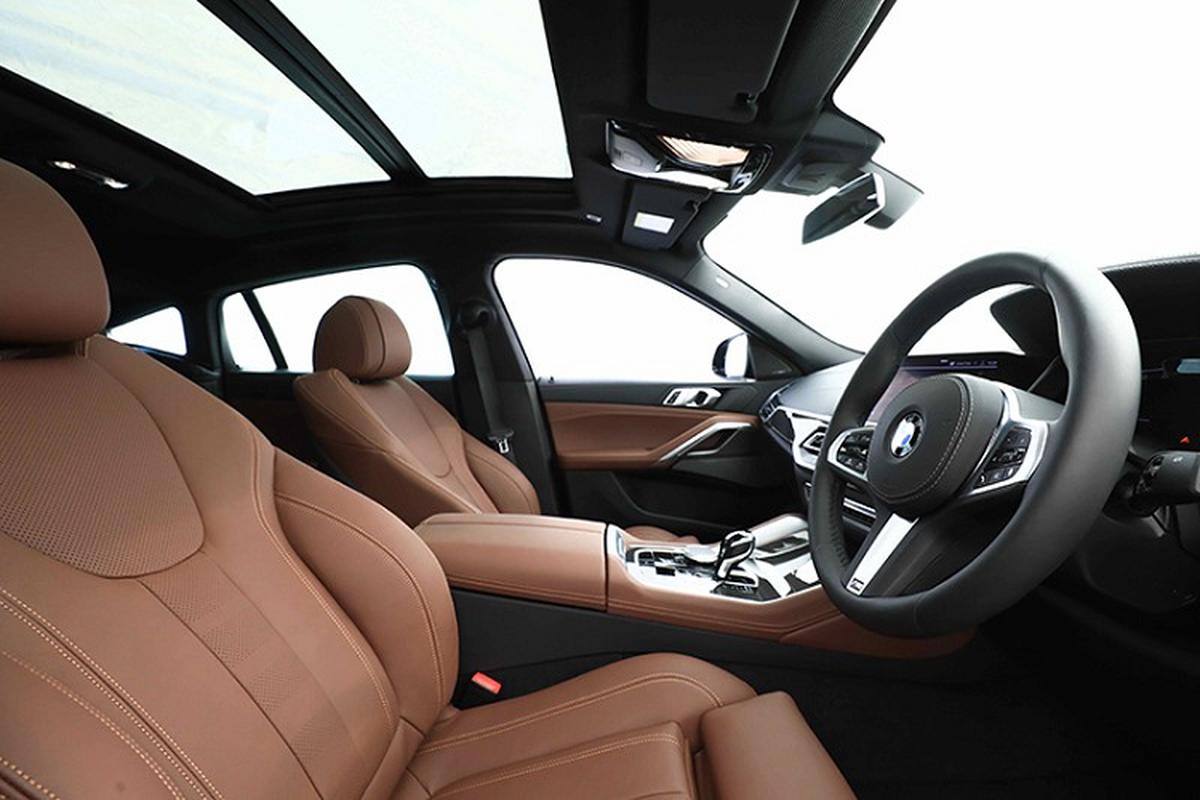 SUV hang sang BMW X6 2020 tu 5,2 ty dong tai Thai Lan-Hinh-6