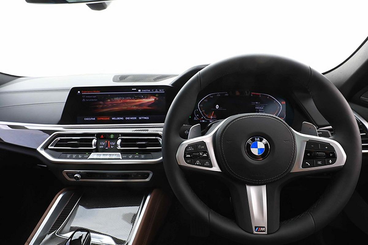 SUV hang sang BMW X6 2020 tu 5,2 ty dong tai Thai Lan-Hinh-8