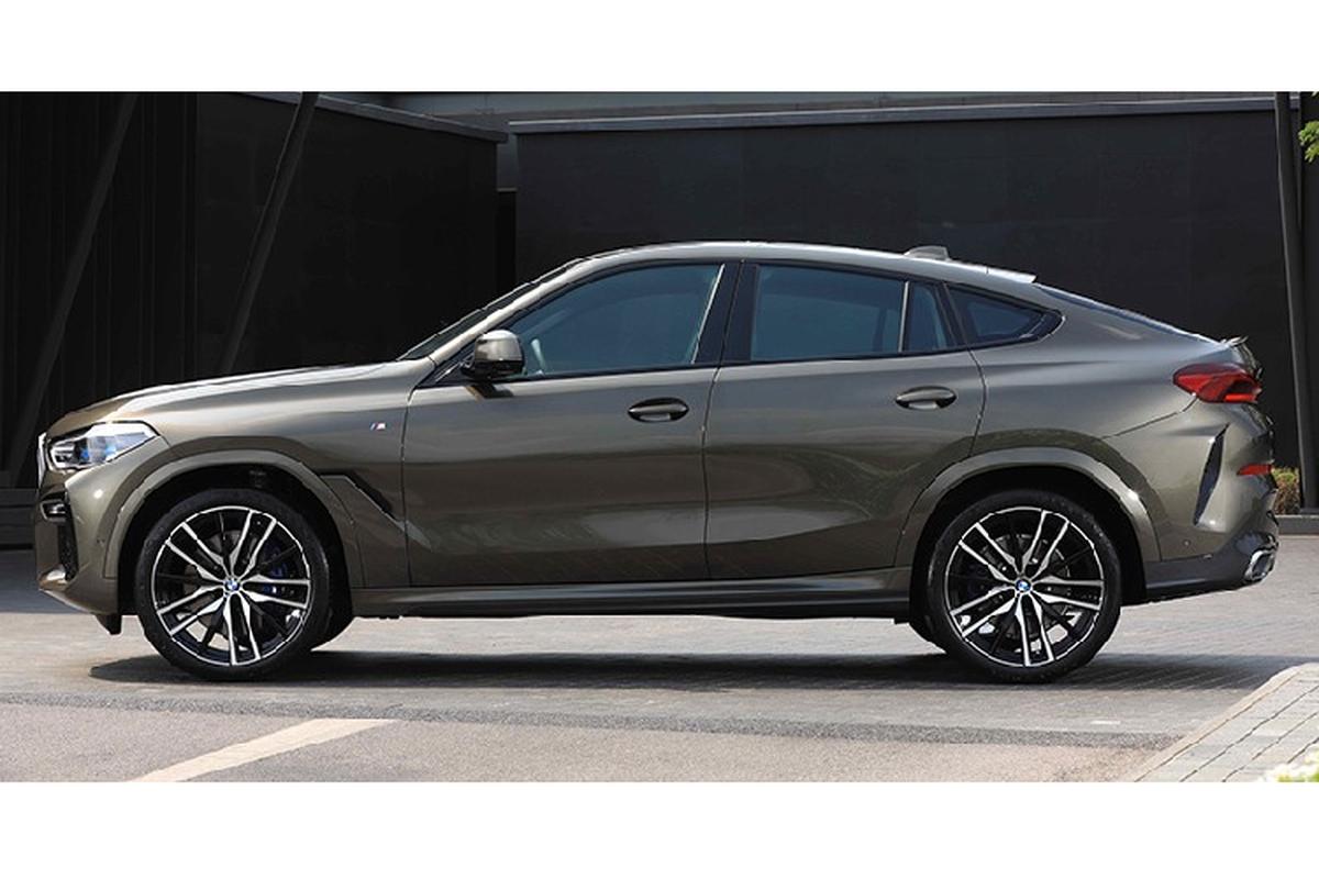 SUV hang sang BMW X6 2020 tu 5,2 ty dong tai Thai Lan-Hinh-9