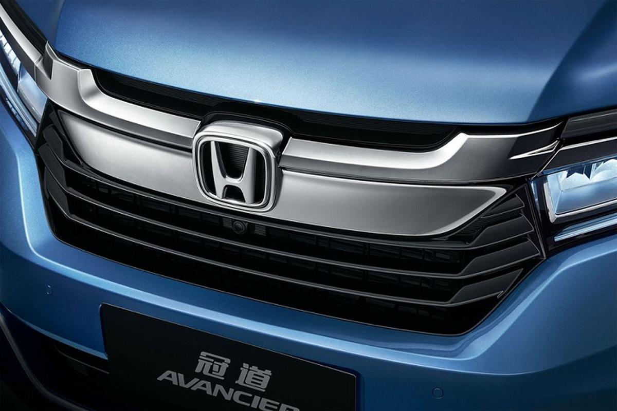 "Honda Avancier – SUV dan anh cua CR-V chinh thuc ""trinh lang""-Hinh-4"