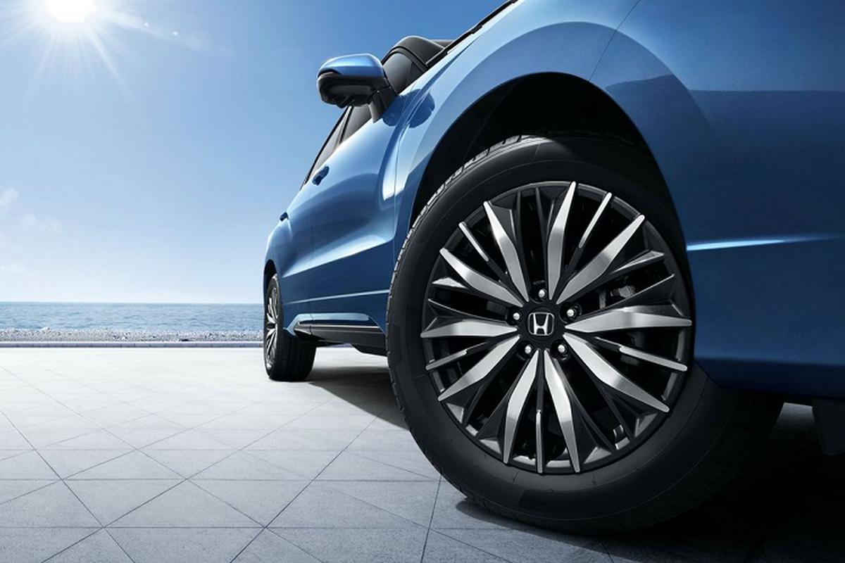 "Honda Avancier – SUV dan anh cua CR-V chinh thuc ""trinh lang""-Hinh-5"