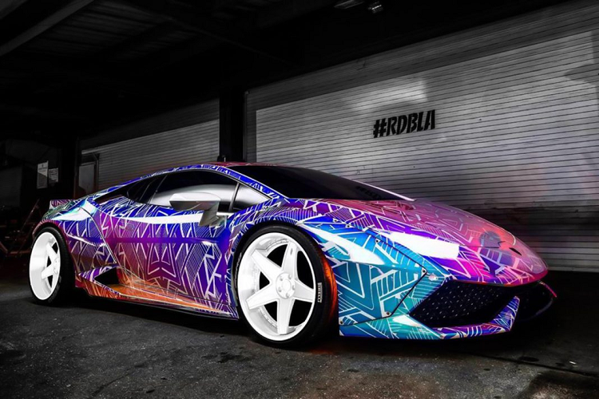 Chris Brown lai thay ao cho Lamborghini Aventador SV Roadster-Hinh-8