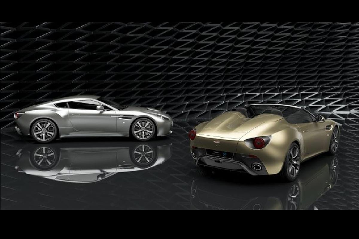 Bo doi Aston Martin Vantage V12 ky niem 100 nam co gi dac biet?-Hinh-2