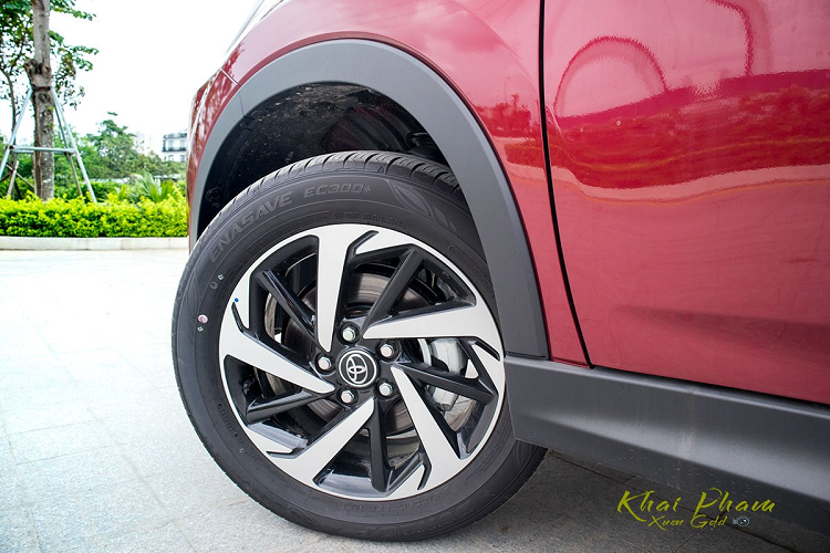 Chi tiet Toyota Rush 2020 hon 660 trieu dong tai Viet Nam-Hinh-4