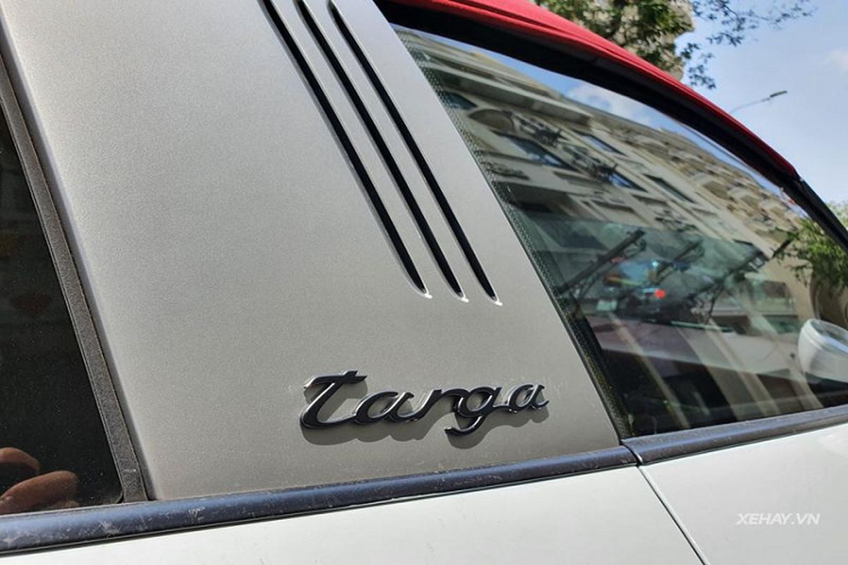 Porsche 911 Targa 4S hang hiem hon 11 ty lan banh o Sai Gon-Hinh-3