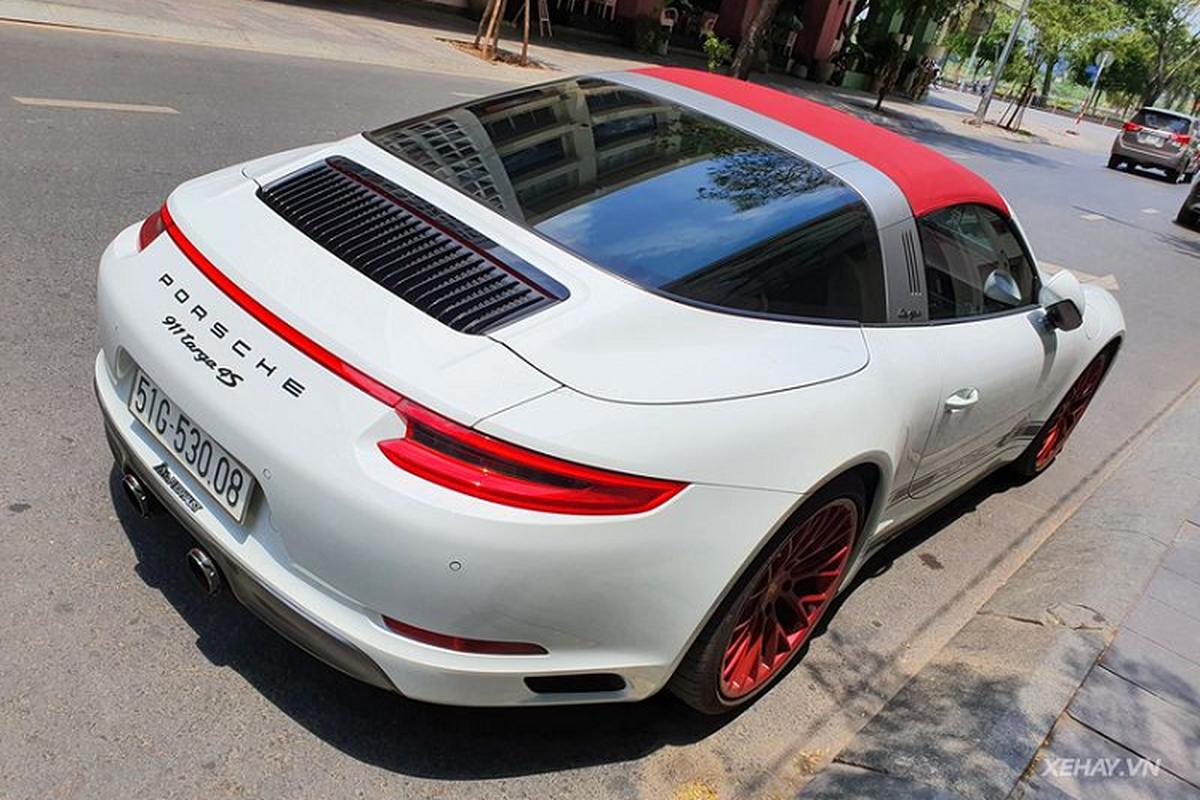 Porsche 911 Targa 4S hang hiem hon 11 ty lan banh o Sai Gon-Hinh-4
