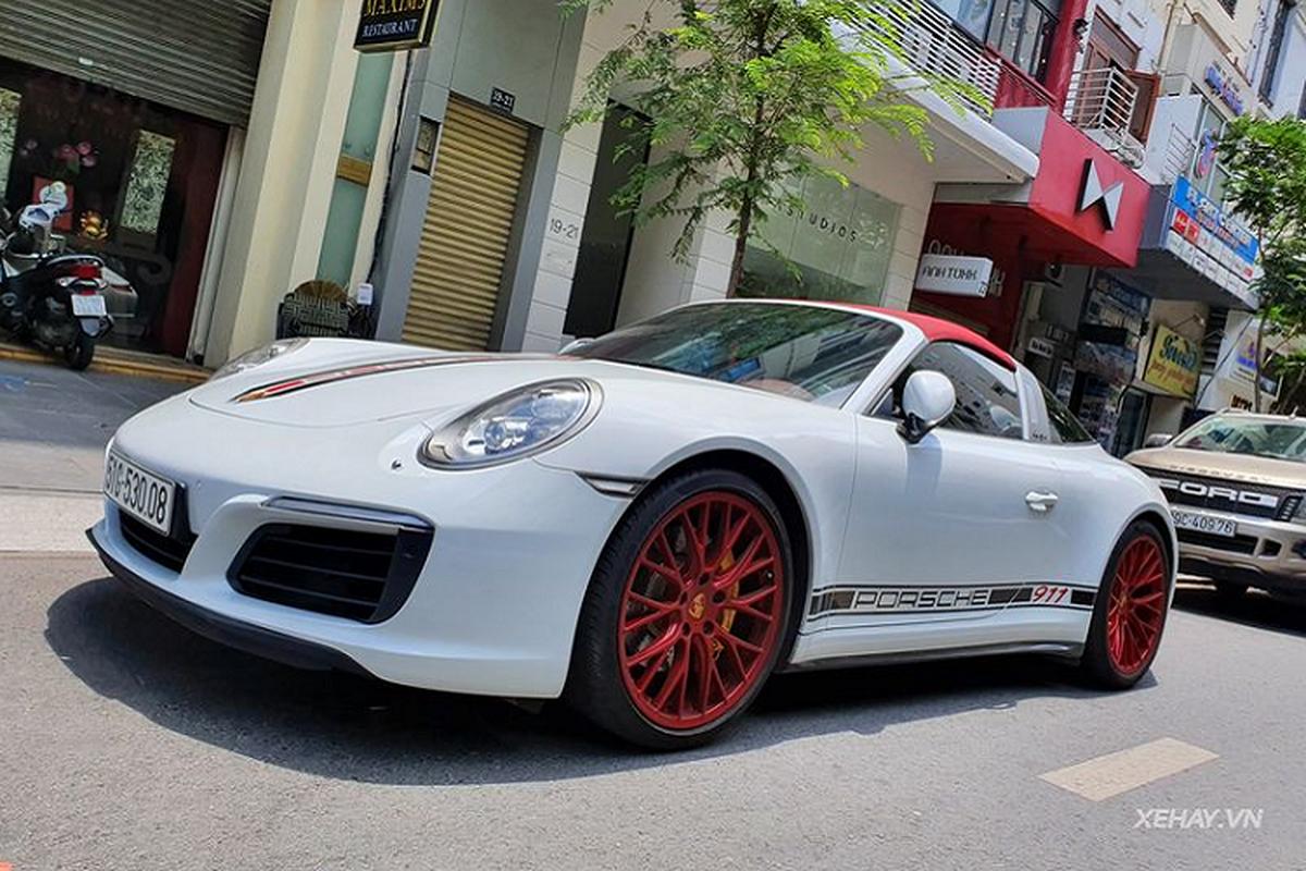 Porsche 911 Targa 4S hang hiem hon 11 ty lan banh o Sai Gon-Hinh-6