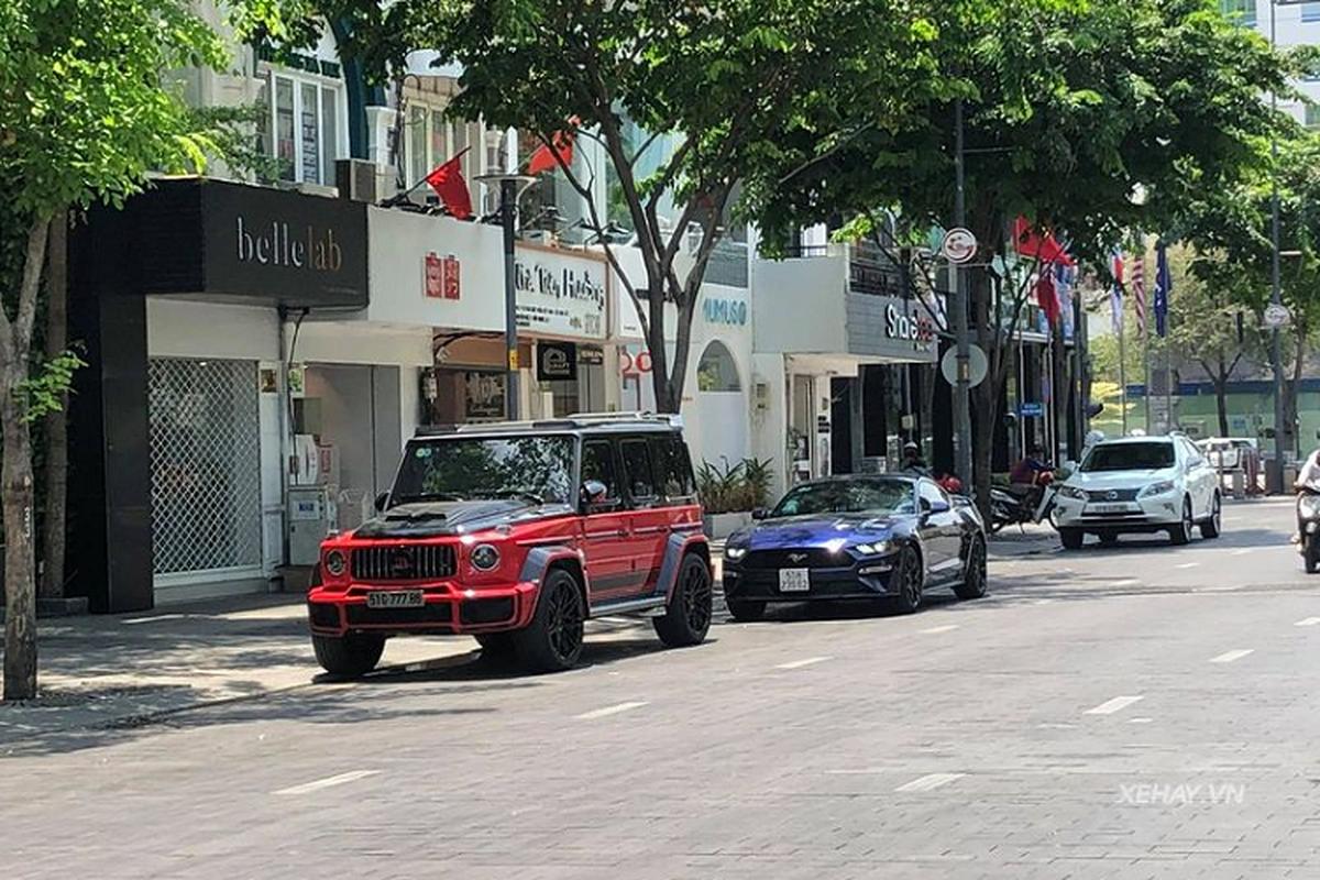 Mercedes-AMG G63 hon 10 ty do Brabus cuc khung tai Sai Gon-Hinh-2