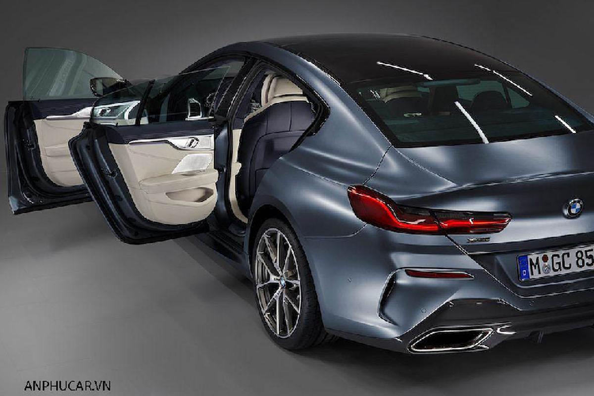 BMW 8-Series Gran Coupe chao gia 5,2 ty dong tai Malaysia-Hinh-4