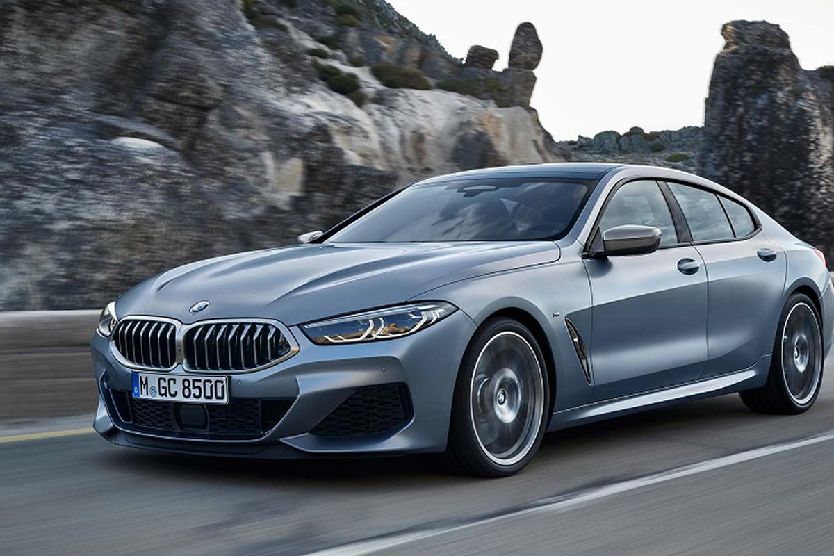 BMW 8-Series Gran Coupe chao gia 5,2 ty dong tai Malaysia-Hinh-7